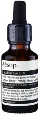 Aésop Skin Fabulous pleťový olej pro intenzivní hydrataci