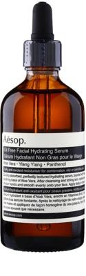 Aésop Skin Oil Free hydratační pleťové sérum pro smíšenou a mastnou pleť