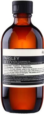 Aésop Skin Parsley Seed sanftes Reinigungsöl für trockene bis empfindliche Haut
