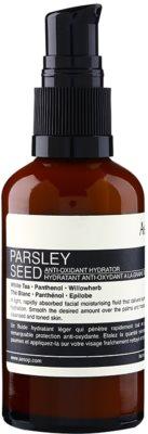 Aésop Skin Parsley Seed hydratační fluid pro normální a suchou pleť 1