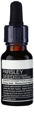 Aésop Skin Parsley Seed serum antyoksydujące do wszystkich rodzajów skóry