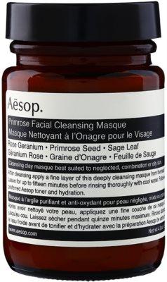 Aésop Skin Primrose mascarilla facial limpiadora de arcilla