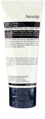 Aésop Skin Purifying Gyengéd hámlasztó krém