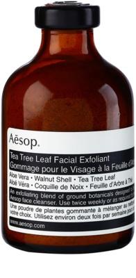 Aésop Skin Tea Tree Leaf proszek złuszczający