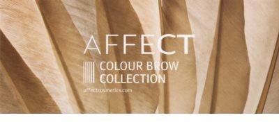 Affect Color Brow Colection палитра за вежди 1