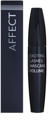 Affect Exciting Lashes Mascara für Volumen 2
