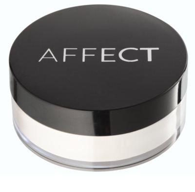 Affect Matte Effect transparentní sypký pudr