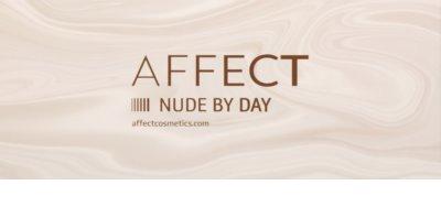 Affect Nude By Day paleta 10 cieni do powiek 1