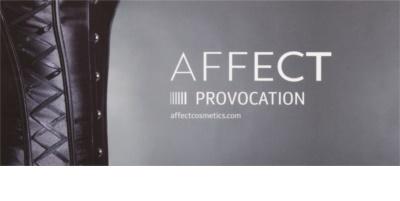 Affect Provocation paleta senčil za oči 10 barv 1