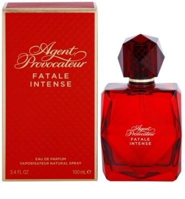 Agent Provocateur Fatale Intense Eau De Parfum pentru femei