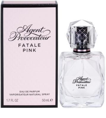 Agent Provocateur Fatale Pink Eau de Parfum para mulheres