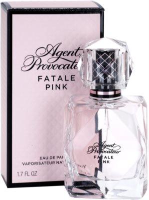 Agent Provocateur Fatale Pink Eau de Parfum para mulheres 1