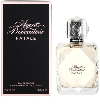 Agent Provocateur Fatale Eau de Parfum para mulheres