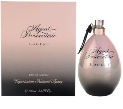 Agent Provocateur L´Agent Eau de Parfum para mulheres