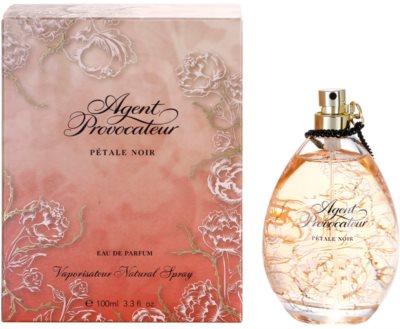 Agent Provocateur Petale Noir parfumska voda za ženske