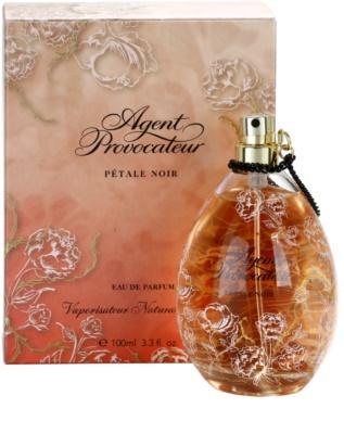 Agent Provocateur Petale Noir Eau De Parfum pentru femei 1