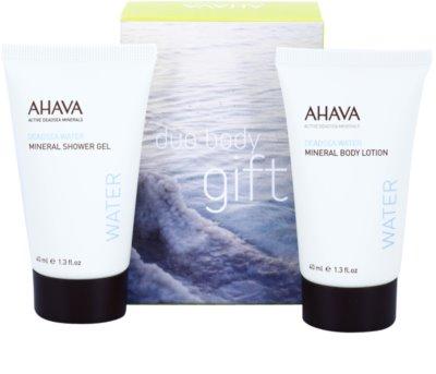 Ahava Duo Body Gift kosmetická sada II.