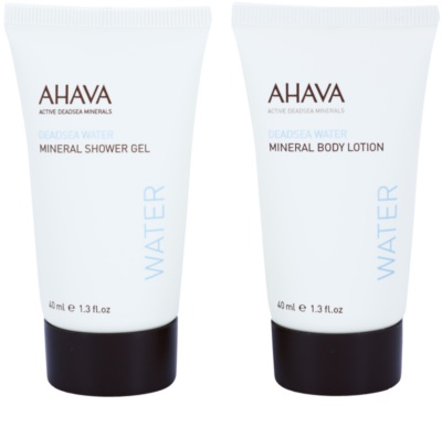 Ahava Duo Body Gift kosmetická sada II. 1