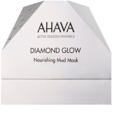 Ahava Diamont Glow vyživující maska s bahnem z Mrtvého moře a čistým diamantovým prachem 1