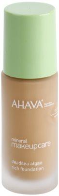 Ahava Mineral Make-Up Care matující make-up pro všechny typy pleti
