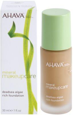 Ahava Mineral Make-Up Care matující make-up pro všechny typy pleti 1