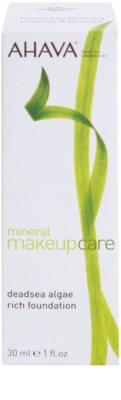 Ahava Mineral Make-Up Care matující make-up pro všechny typy pleti 2