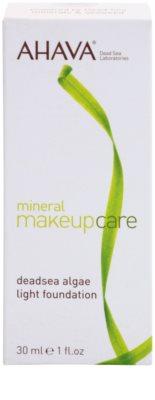 Ahava Mineral Make-Up Care lehký matující make-up pro normální až mastnou pleť 2