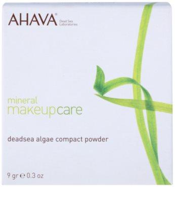Ahava Mineral Make-Up Care kompaktní minerální pudr 3