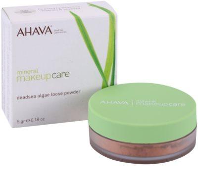Ahava Mineral Make-Up Care sypký minerální pudr 2