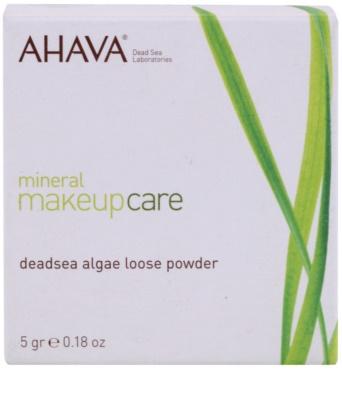 Ahava Mineral Make-Up Care sypký minerální pudr 3