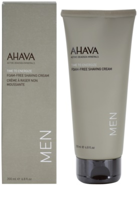 Ahava Time To Energize Men nepěnící krém na holení 1