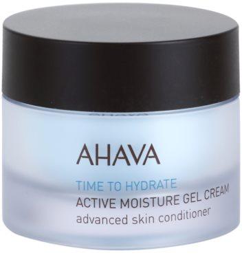 Ahava Time To Hydrate aktivní hydratační gelový krém