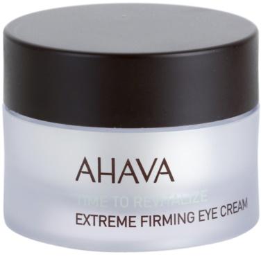 Ahava Time To Revitalize spevňujúci očný krém proti vráskam
