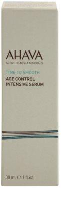 Ahava Time To Smooth rozjasňující a obnovující sérum s kyselinou hyaluronovou 3