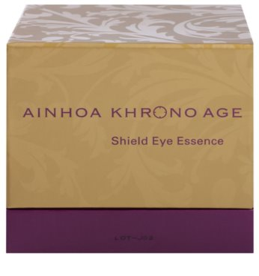 Ainhoa Khrono Age nega proti gubam za predel okoli oči 3
