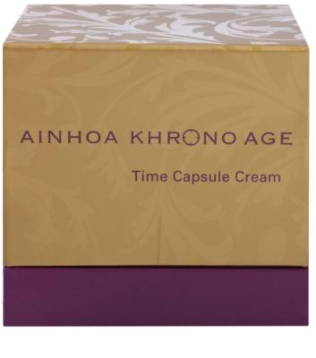 Ainhoa Khrono Age obnovující krém pro zralou pleť 3