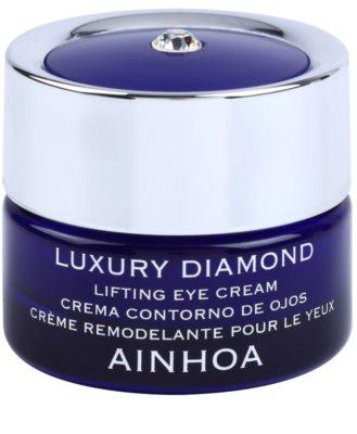Ainhoa Luxury Diamond creme de olhos com efeito lifting