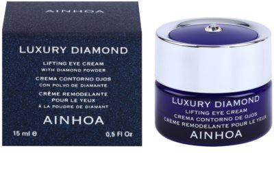 Ainhoa Luxury Diamond oční liftingový krém 1