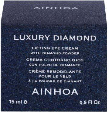 Ainhoa Luxury Diamond oční liftingový krém 2