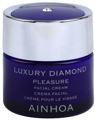 Ainhoa Luxury Diamond posilující krém proti příznakům stárnutí