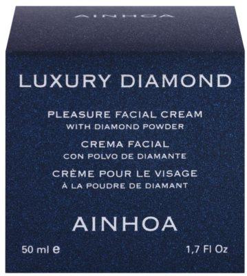 Ainhoa Luxury Diamond stärkende Creme gegen die Zeichen des Alterns 2