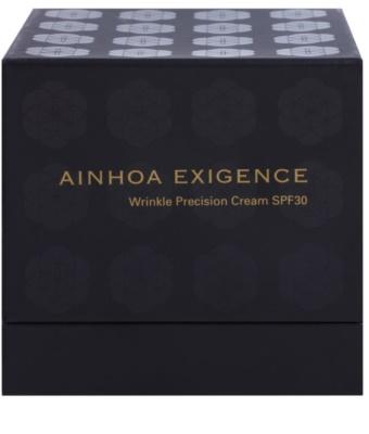 Ainhoa Exigence Anti-Falten Creme SPF 30 3