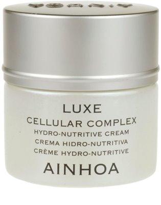 Ainhoa Luxe Cellular Complex creme hidratante e nutritivo com caviar