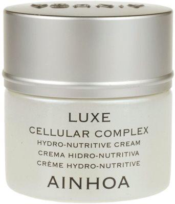 Ainhoa Luxe Cellular Complex hydratisierende und nährende Creme mit Kaviar