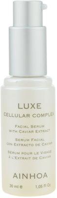 Ainhoa Luxe serum za obraz s kaviarjem 1