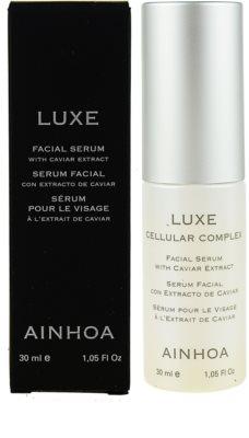 Ainhoa Luxe serum za obraz s kaviarjem 2