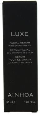 Ainhoa Luxe serum za obraz s kaviarjem 3