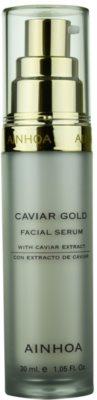 Ainhoa Luxe Gold sérum facial com caviar