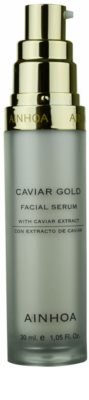 Ainhoa Luxe Gold Gesichtsserum mit Kaviar 1