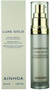 Ainhoa Luxe Gold Gesichtsserum mit Kaviar 2